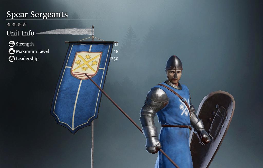 Conqueror's Blade Best Starter Units 2020